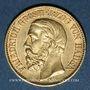 Monnaies Bade. Frédéric I, grand duc (1856-1907). 10 mark 1888 G. (PTL 900‰. 3,98 g)