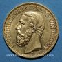 Monnaies Bade. Frédéric I, grand duc (1856-1907). 20 mark 1894G. (PTL 900/1000. 7,96 g)