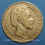 Monnaies Bavière. Louis II (1864-1886). 10 mark 1872 D. (PTL 900‰. 3,98 g)