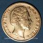 Monnaies Bavière. Louis II (1864-1886). 10 mark 1874D. (PTL 900/1000. 3,98 g)