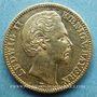 Monnaies Bavière. Louis II (1864-1886). 20  mark 1874 D. (PTL 900‰. 7,96 g)
