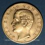 Monnaies Bavière. Otto (1886-1913). 10 mark 1890D. 900 /1000. 3,98 gr