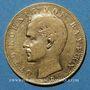 Monnaies Bavière. Otto (1886-1913). 10 mark 1898 D.  (PTL 900‰. 3,98 g)