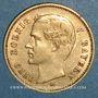 Monnaies Bavière. Otto (1886-1913). 10 mark 1907 D.  (PTL 900‰. 3,98 g)
