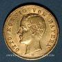 Monnaies Bavière. Otto (1886-1913). 20 mark 1895D. (PTL 900/1000. 7,96 g)