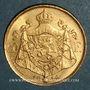 Monnaies Belgique. Albert I (1909-1934). 20 francs 1914. (PTL 900‰ . 6,45 g)