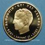 Monnaies Belgique. Baudouin I (1951-1993). Module de 20 francs 1976. 25 ans de règne. (PTL 900/1000. 6,45 g)