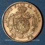 Monnaies Belgique. Léopold II (1865-1909). 20 francs 1870. (PTL 900/1000. 6,45 g)