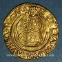 Monnaies Belgique. Reckheim. Guillaume de Vlodorp (1556-1565). Ducat. 3,44 g.