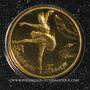 Monnaies Biélorussie. République. 5 roubles 2013. (PTL 999‰. 0,5 g)