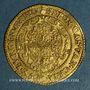 Monnaies Brandenbourg-Ansbach. Joachim-Ernst (1603-1625). Ducat 1623. 3,45 g.