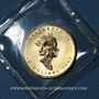 Monnaies Canada. Elisabeth II (1952- ). 10 dollars 1993. (PTL 999‰. 7,785 g)