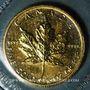 Monnaies Canada. Elisabeth II (1952- ). 5 dollars 1985. (PTL 999,9/1000. 3,12 g)