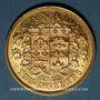 Monnaies Canada. Georges V (1910-1936). 10 dollars 1913. (PTL 900/1000. 16,71 g)