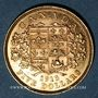 Monnaies Canada. Georges V (1910-1936). 5 dollars 1913. (PTL 900‰. 8,36 g)