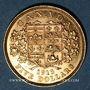Monnaies Canada. Georges V (1910-1936). 5 dollars 1913. (PTL 900/1000. 8,36 g)
