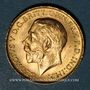 Monnaies Canada. Georges V (1910-1936). Souverain 1911C. Ottawa. (PTL 917‰. 7,99 g)