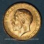 Monnaies Canada. Georges V (1910-1936). Souverain 1911C. Ottawa. (PTL 917/1000. 7,99 g)