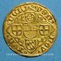 Monnaies Cologne - Cité. Goldgulden 1515