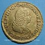 Monnaies Colombie. Charles III (1759-1788). 1 escudo 1762PN, Popayan
