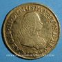 Monnaies Colombie. Charles III (1759-1788). 2 escudos 1762PN. Popayan