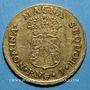 Monnaies Colombie. Charles III (1759-1788). 2 escudos 1762PN. Popayan