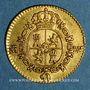 Monnaies Espagne. Charles III (1759-1788). 1/2 escudo 1786 M-DV. Madrid