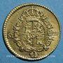 Monnaies Espagne. Charles III (1759-1788). 1/2 escudo 1787DV