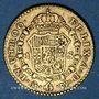 Monnaies Espagne. Charles III (1759-1788). 1 escudo 1785DV /JD. Madrid
