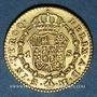 Monnaies Espagne. Charles IV (1788-1808). 1 escudo 1791M-MF. Madrid