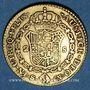 Monnaies Espagne. Ferdinand VII (1808-1833). 2 escudos 1809S CN. Séville. (PTL 875/1000. 6,77 g)