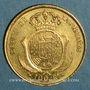Monnaies Espagne. Isabelle II (1833-1868). 100 reales 1860. Madrid. (PTL 900/‰. 8,34 g)