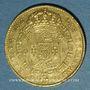 Monnaies Espagne. Isabelle II (1833-1868). 80 reales 1842B-CC. Barcelone. (PTL 875/‰. 6,77 g)