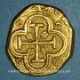 Monnaies Espagne. Philippe IV (1621-1665). 2 escudos 1625 MD-V. Madrid