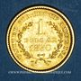 Monnaies Etats Unis. 1 dollar 1850. Philadelphie. (PTL 900‰. 1,67 g)