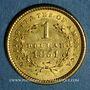 Monnaies Etats Unis. 1 dollar 1851. (PTL 900‰. 1,67 g)