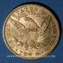 Monnaies Etats Unis. 10 dollars 1892. (PTL 900/1000. 16,71 g)
