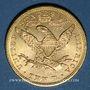 Monnaies Etats Unis. 10 dollars 1895. (PTL 900/1000. 16,71 g)