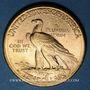 Monnaies Etats Unis. 10 dollars 1910 D. Denver. Tête d'indien. (PTL 900‰. 16,71 g)