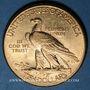 Monnaies Etats Unis. 10 dollars 1910D. Denver. Tête d'indien. (PTL 900/1000. 16,71 g)