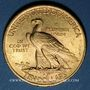 Monnaies Etats Unis. 10 dollars 1911. Tête d'indien. (PTL 900‰. 16,71 g)