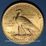 Monnaies Etats Unis. 10 dollars 1911. Tête d'indien. (PTL 900/1000. 16,71 g)