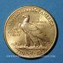 Monnaies Etats Unis. 10 dollars 1932. Tête d'indien. (PTL 900‰. 16,71 g)