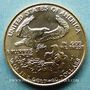 Monnaies Etats Unis. 10 dollars 1992. (PTL 917‰. 8,48 g)