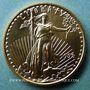 Monnaies Etats Unis. 10 dollars 1992. (PTL 917/1000. 8,48 g)