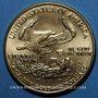 Monnaies Etats Unis. 10 dollars MCMLXXXIX (1989). (PTL 917‰. 8,48 g)