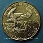 Monnaies Etats Unis. 10 dollars MCMLXXXVI (1986). (PTL 917/1000. 8,48 g)