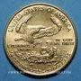 Monnaies Etats Unis. 10 dollars MCMLXXXVII (1987). (PTL 917/1000. 8,48 g)