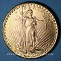 Monnaies Etats Unis. 20 dollars 1928. Statue de la Liberté. (PTL 900‰. 33,43 g)