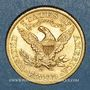 Monnaies Etats Unis. 5 dollars 1900S San Francisco. 900 /1000. 8,36 gr